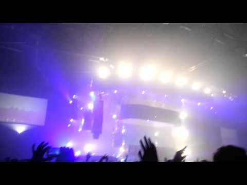 Swedish House Mafia Forum Copenhagen 2012