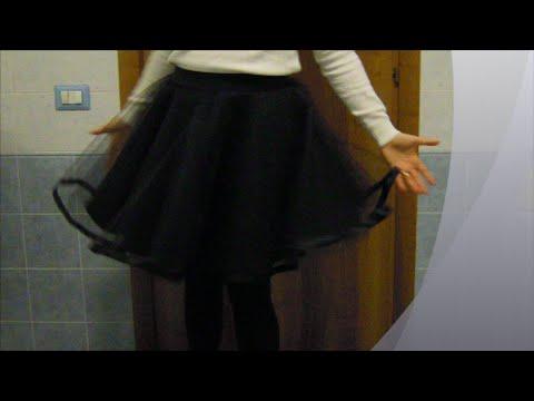 info for a59f9 fb95e Come realizzare una gonna in tulle | Fai da Te Mania
