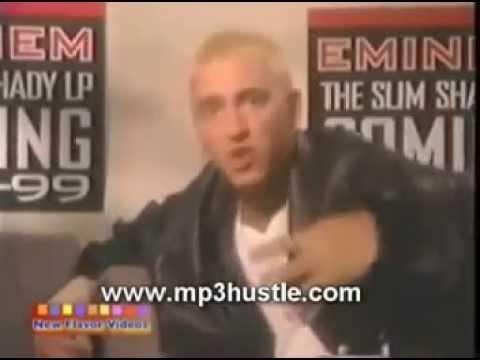 Rare Eminem & 50 Cent- 1999 Freestyle