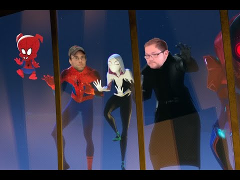 The BFG Podcast Episode 16: Mike and Tyler Go Into the Spider-Verse!