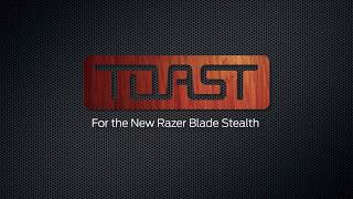 Now Available: Razer Blade Stealth Toast cover