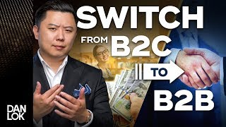 Is It Difficult Switching From Selling B2C To B2B?