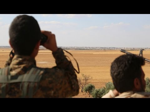 Syria: US-backed Syrian forces announce start of Raqqa offensive