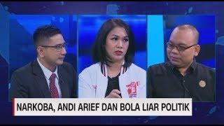 Narkoba, Andi Arief dan Bola Liar Politik
