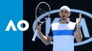 John Millman vs. Ugo Humbert - Match Highlights (1R) | Australian Open 2020