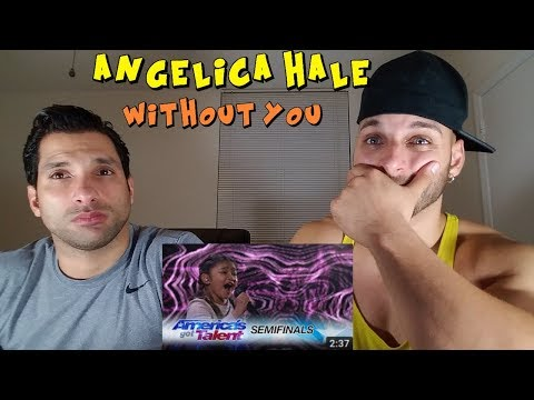 ANGELICA HALE Semi-Finals - America's Got Talent 2017 [REACTION]