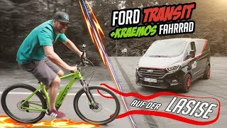 JP Performance - Ford Transit + Kraemos Fahrrad | Auf der LaSiSe!