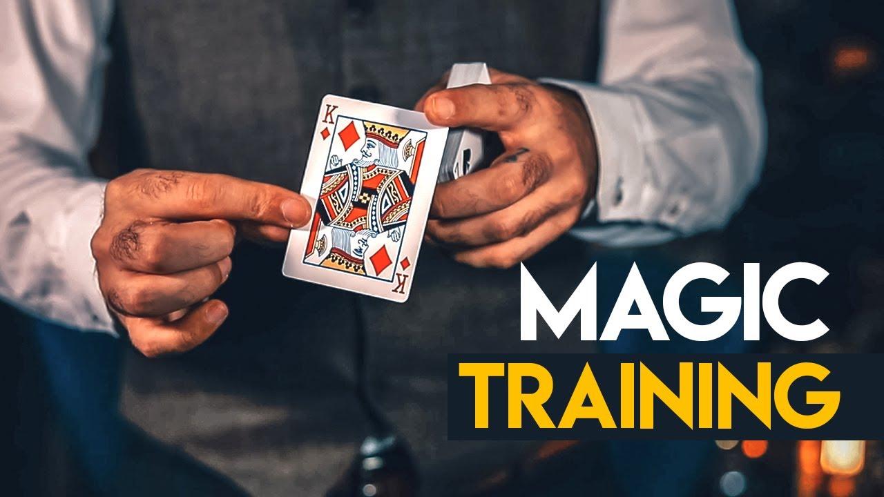professional magician teaches you card magic 5 weeks of