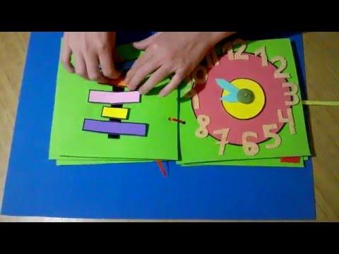 Libro sensorial-didactico