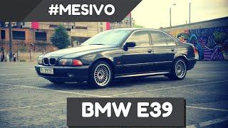 BMW E39.  Обзор Автомобиля и Тест Драйв от #Mesivo.  БМВ E39