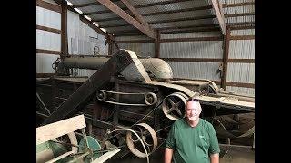 Kentucky Farmer's Collection of Vintage Farm Equipment