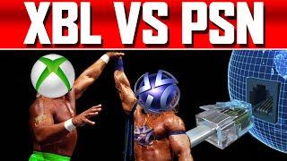 PSN vs XBOX LIVE - Sony Concerned?