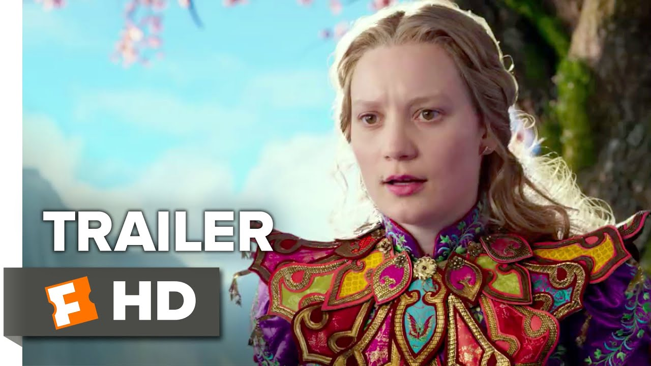 Alice Through the Looking Glass TRAILER 2 (2016) - Mia ...