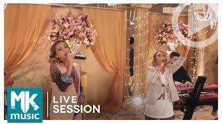 Até Aqui Me Sustentou - Bruna Karla ft. Cássia Kelly (Live Session)
