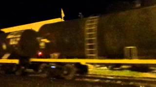 Tren de FEPSA/NCA rumbo a General Deheza