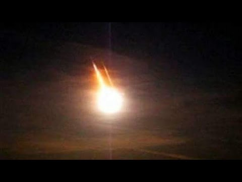 Resultado de imagen de Meteorito ilumina el cielo de México