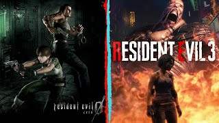 Resident Evil Zero - Juego Completo + Resident Evil 3: Nemesis - Speedrun Any% - En español