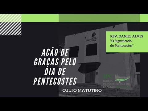 O SIGNIFICADO DE PENTECOSTES - Atos 2:1-36