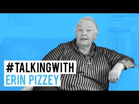 TAKING ON DOMESTIC VIOLENCE #talkingwith ERIN PIZZEY
