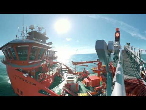 SIEMENS Offshore 360 Grad Experience
