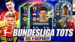 BUNDESLIGA TOTS IS HERE AND ITS INSANE! FIFA 21 Ultimate Team