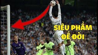 Cristiano Ronaldo và những siêu phẩm để đời trong thế giới bóng đá
