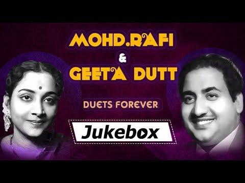 Mohd. Rafi & Geeta Dutt - Duets Forever | #GOLDSongs | Mohammad Rafi Popular Songs | Geeta Dutt Hits