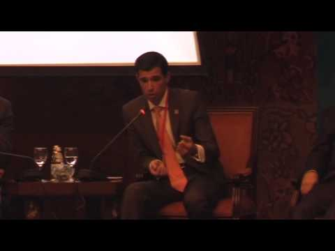 Канат Нуров на Kazakhstan Growth Forum-2013