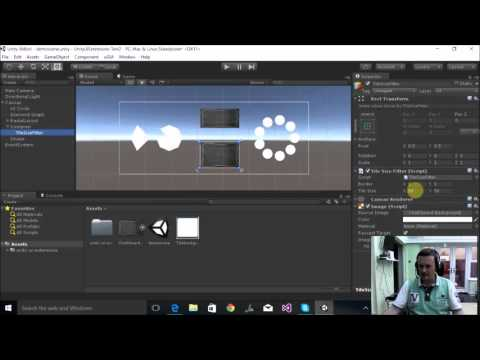how to add colliders in unity to stop clipping