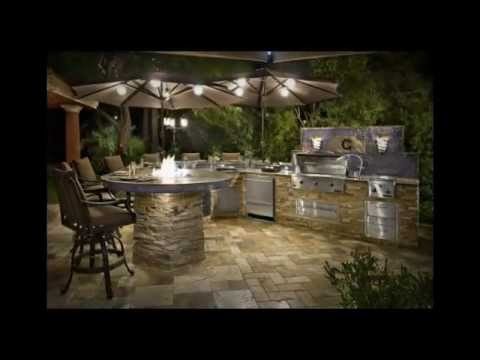 BBQ Grills Outdoor Kitchens Fire Pits And Patio Furniture YouTube