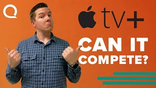 Gambar cover Apple TV Plus | Apple Channels | Future of Streaming??