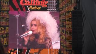 Paloma Faith - I Feel For You (by Prince) ... London, Calling Festival 2014