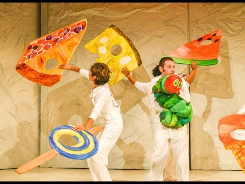 The Very Hungry Caterpillar  at Bay Area Children's Theatre