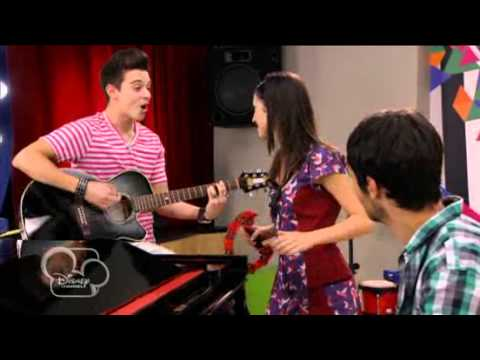 Violetta -- Vieni e Canta - Music Video