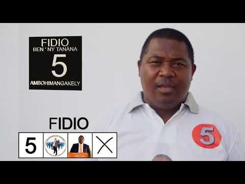 Fidio Radafy Thierry Bota n°5