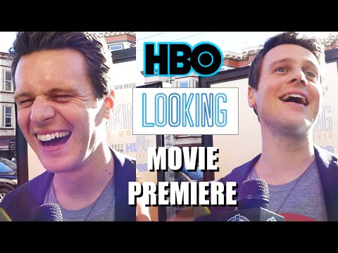 JONATHAN GROFF | HBO LOOKING CAST | TALK GAME OF THRONES | LOOKING MOVIE | INTERVIEW