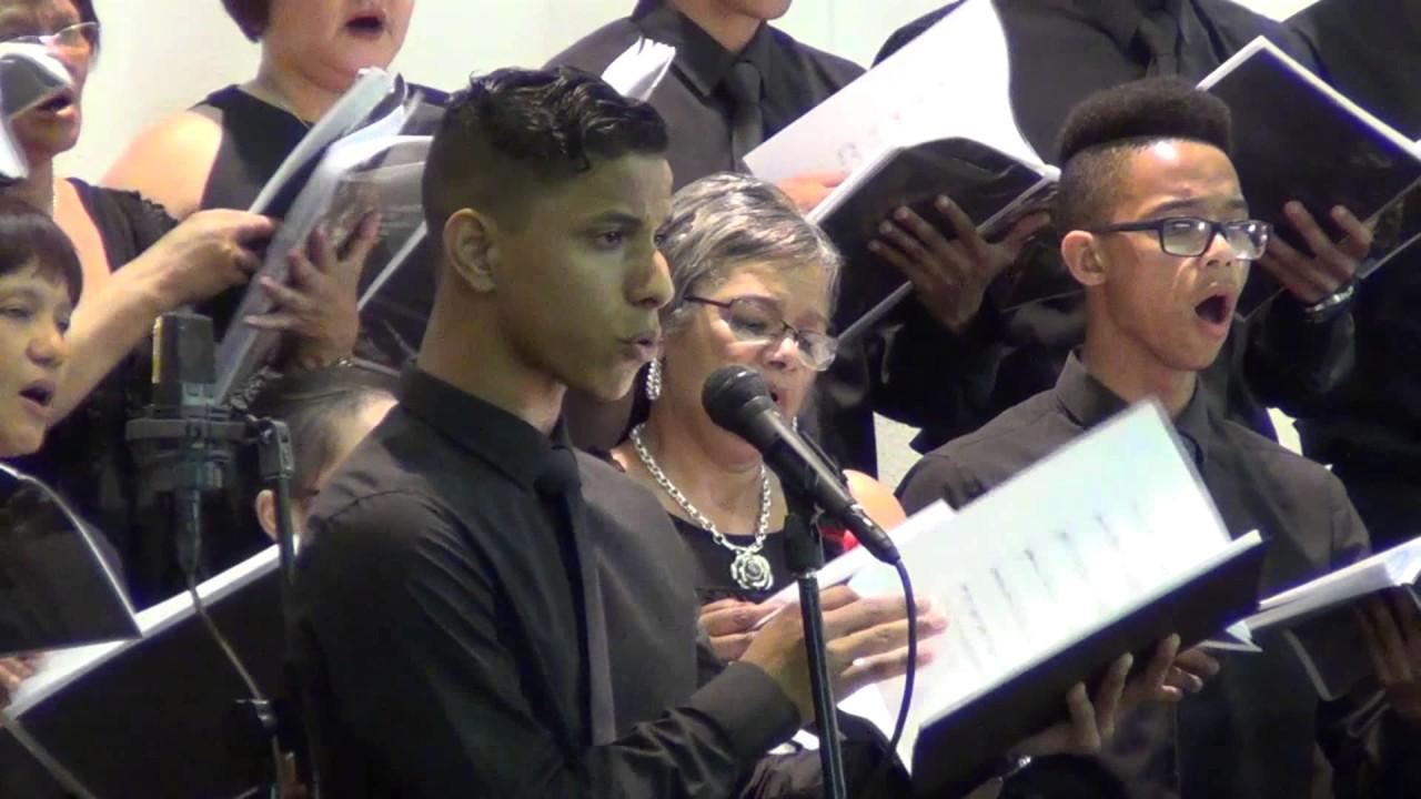 Holy City Port Elizabeth New Apostolic Church Choir Orchestra Youtube