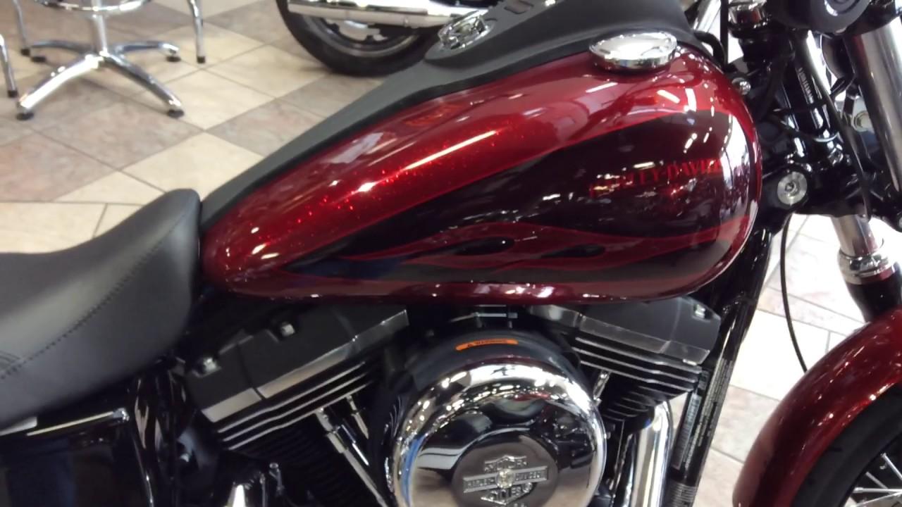 2017 Harley-Davidson Dyna Street Bob in Hard Candy Hot-Rod ...