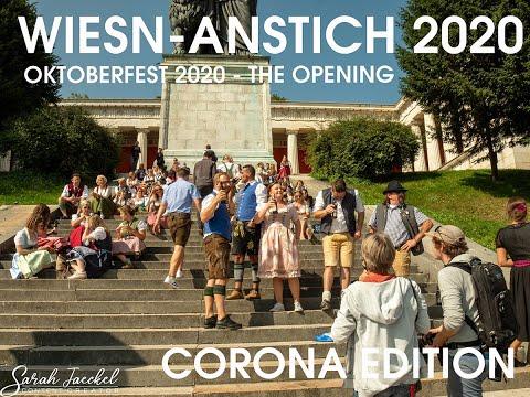 Wiesn Anstich 2020 - Oktoberfest Opening 2020