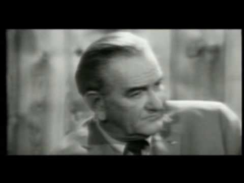 LBJ Speaks on a conspiracy in JFK Murder