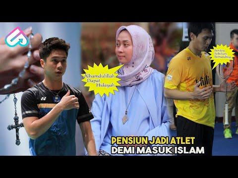 RELA JADI MUALAF, 10 Agama Atlet Bulutangkis Indonesia Yang Bikin Penasaran
