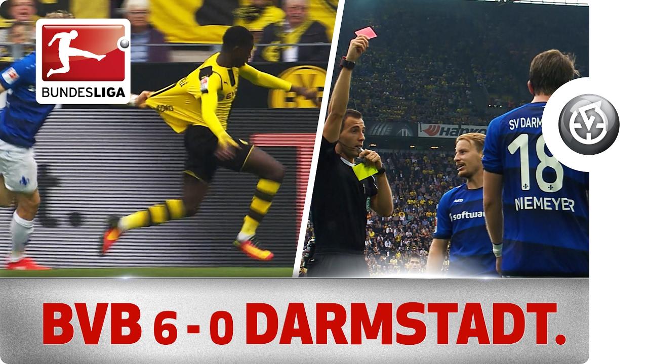 Dortmund Vs Darmstadt