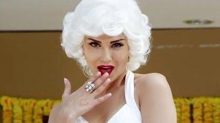 Sunny leone becomes marilyn monroe in 'kuch kuch locha hai'
