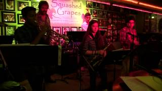 Road Song - Jade Elliott, alto sax w/ Jazz Trumpet pro - Ron KIng