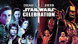 STAR WARS Episode 9 - Fans Crying - Trailer & Crowd Reaction From STAR WARS Celebration CHICAGO 2019