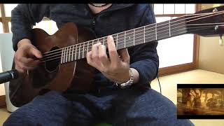 Red Hot Chili Peppers - Road Trippin'   (Guitar cover) RHCP