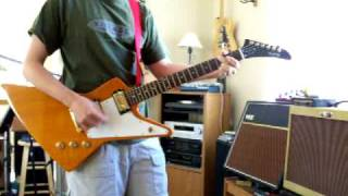 """The Killers """"Losing Touch"""" (guitar cover)"""