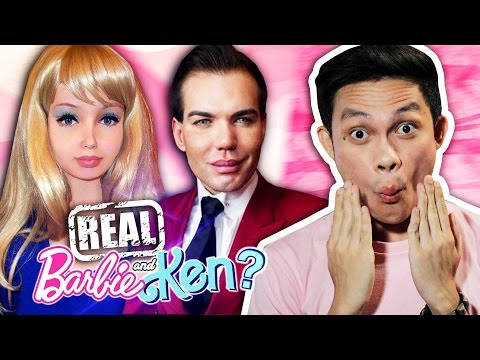 Real Life Ken And Barbie Hate Each Other From Youtube ...