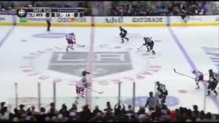 Alec Martinez 2014 Stanley Cup Winning Overtime Goal - Kings - Game 5 - Nick Nickson Audio