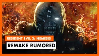Resident Evil 3: Nemesis Remake Coming Next With RE8 From Capcom?